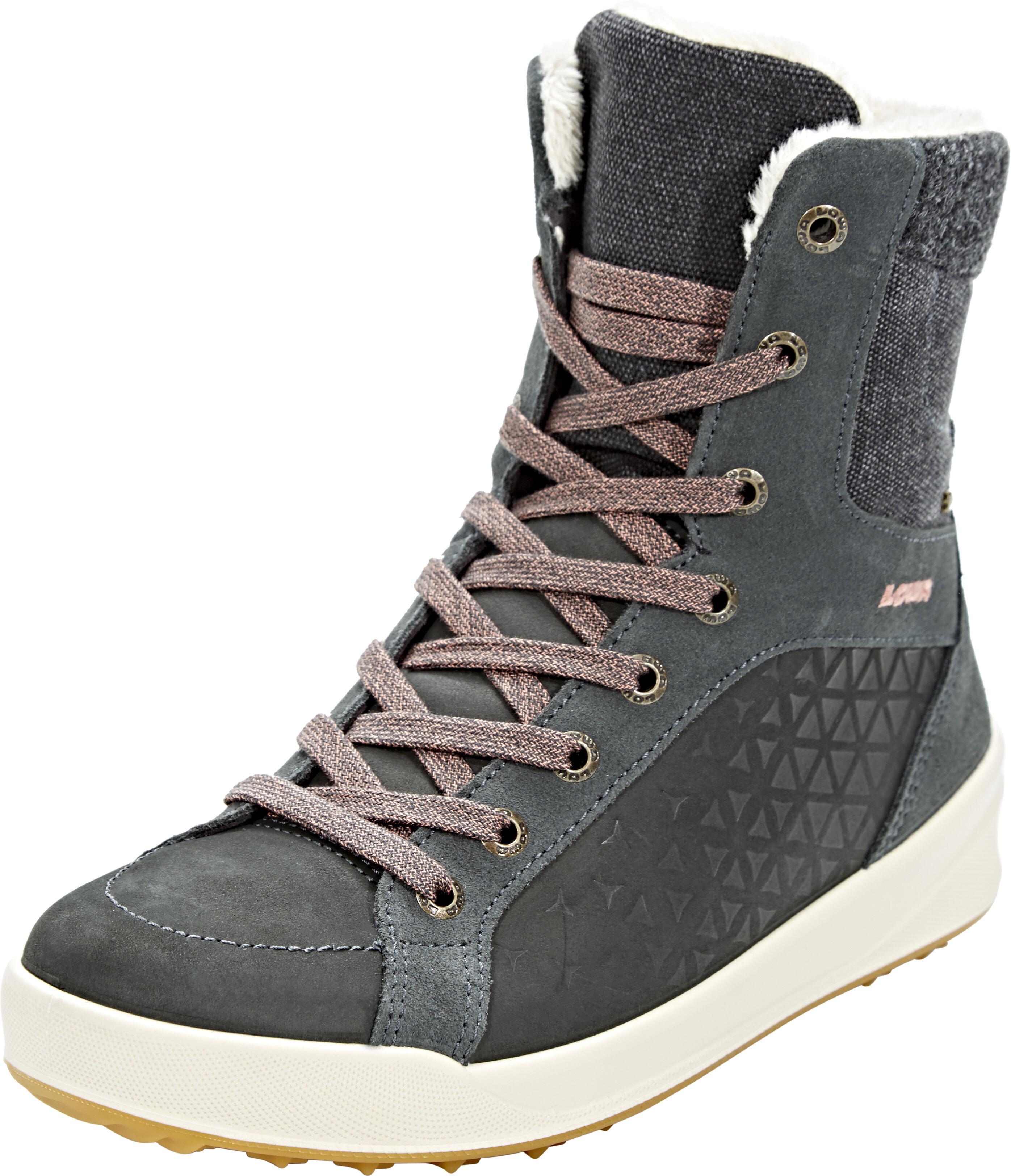 Qualität und Quantität zugesichert gute Textur zur Freigabe auswählen Lowa Fiss GTX Mid-Cut Stiefel Damen anthracite